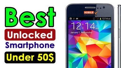 Photo of Best Unlocked Smartphone Under 50$ US Dollar [Buying Guide 2021]
