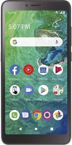 TCL A2 4G LTE Prepaid Smartphone