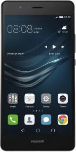 "Huawei P9 Lite (L23) 4G LTE GSM Unlocked Android Smartphone w/ 5.2"" IPS LCD Display, 13MP Camera, Octa-Core CPU - Black"