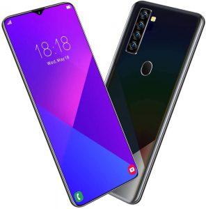 90GJ Mobile Phone A72plus Smartphone SIM Free Android Phones Unlocked