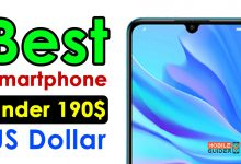 Photo of Best Smartphone Under 190$ US Dollar [Buying Guide 2021]
