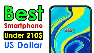 Photo of Best Smartphone Under 210$ US Dollar [Buying Guide 2021]