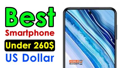 Photo of Best Smartphone Under 260$ US Dollar [Buying Guide 2021]