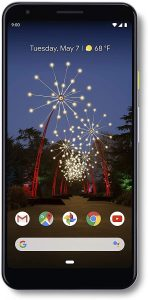 Google - Pixel 3a XL with 64GB Memory Cell Phone