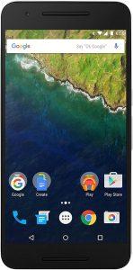 Huawei Nexus 6P unlocked smartphone