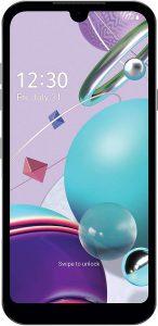 LG K31 Unlocked Smartphone – 32 GB – Silver