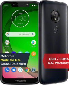 Moto G7 Play with Alexa Push-to-Talk