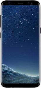 Samsung Galaxy S8 G950FD 64GB Midnight Black