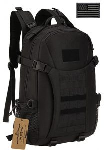 ArcEnCiel Motorcycle Backpack Tactical Military Molle Gym