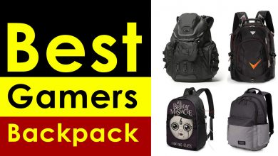 Photo of Best Backpack For Gamers [Buying Guide 2021]