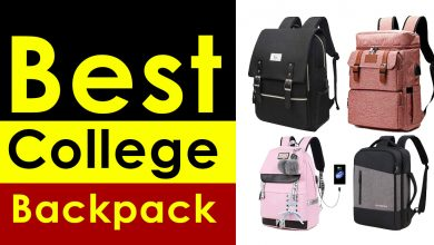 Photo of Best Backpacks for College Students with Laptops [Buying Guide 2021]