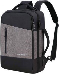 Canway Travel Laptop Backpack for Men Women