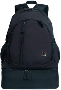 Caroo Gym Backpack With Shoe Compartment