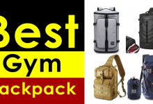 Photo of Gym Backpack with Belt Holder [Buying Guide 2021]