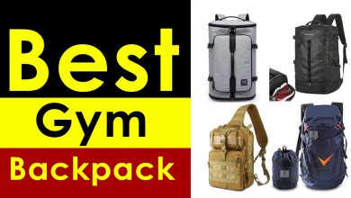 Photo of Gym Backpack with Belt Holder 2021