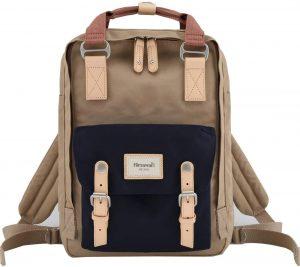 Himawari School Functional Travel Waterproof Backpack Bag for Men & Women