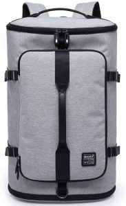 KAKA Travel Duffel Backpack, Gym Backpack Outdoor Travel Bag with Shoe