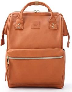 Kah&Kee Leather Backpack