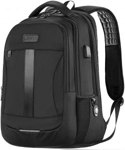 Laptop Backpack, 15.6-17 Inch Sosoon Travel Backpack