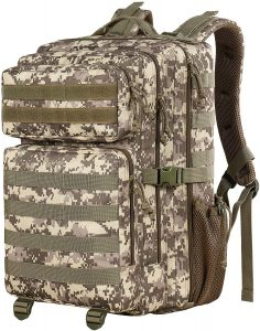 Military Tactical Backpack 42L