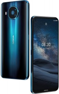 Nokia 8.3 5G Android Unlocked Smartphone with 8 ram128 GB