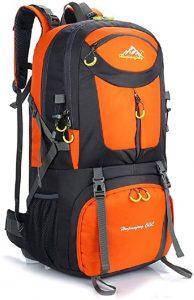 SUGOIDAN Hiking Backpack Waterproof