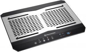 Thermaltake Massive TM Aluminum Panel Dual 120mm Fans Adjustable Temperature