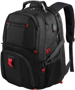 YOREPEK Backpack for Men, Extra Large 50L Travel Backpack with