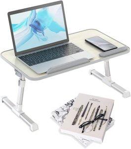 Klsniur Laptop Bed Tray Table