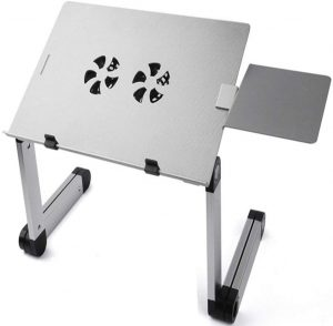 Laptop Table, Adjustable Laptop Bed Stand