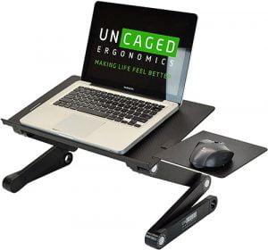 WorkEZ Best Adjustable Laptop Cooling Stand