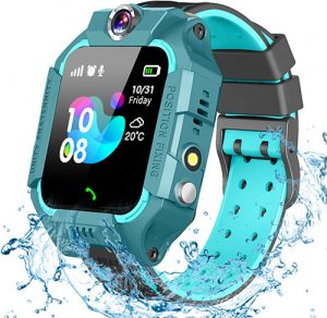 GBD Smart Watch for Kids-IP67 Waterproof Smartwatch Phone
