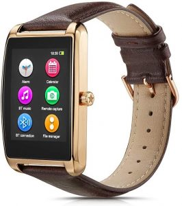 Smart Watch Camera Bluetooth Speaker Heart Rate