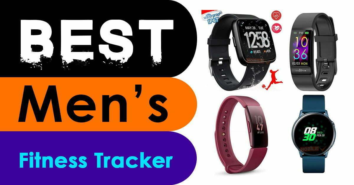 Best Fitness Tracker For Men