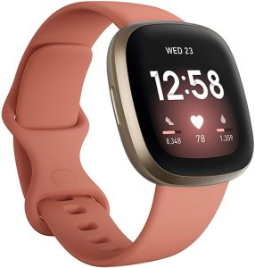 Fitbit Versa 3 Health & Fitness Smartwatch with