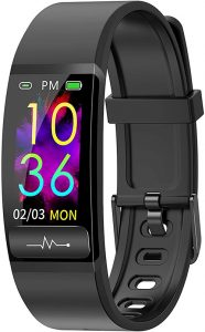 Smart Watch, Hongmed Fitness Watch for Android phones and iPhone Compatible