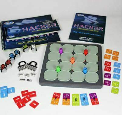 Hacker Cybersecurity Game