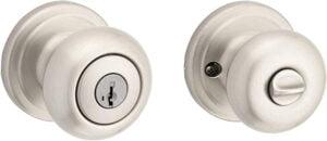 kwikset juno keyed entry door knob