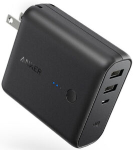 Anker PowerCore Fusion 5000 Portable Charger