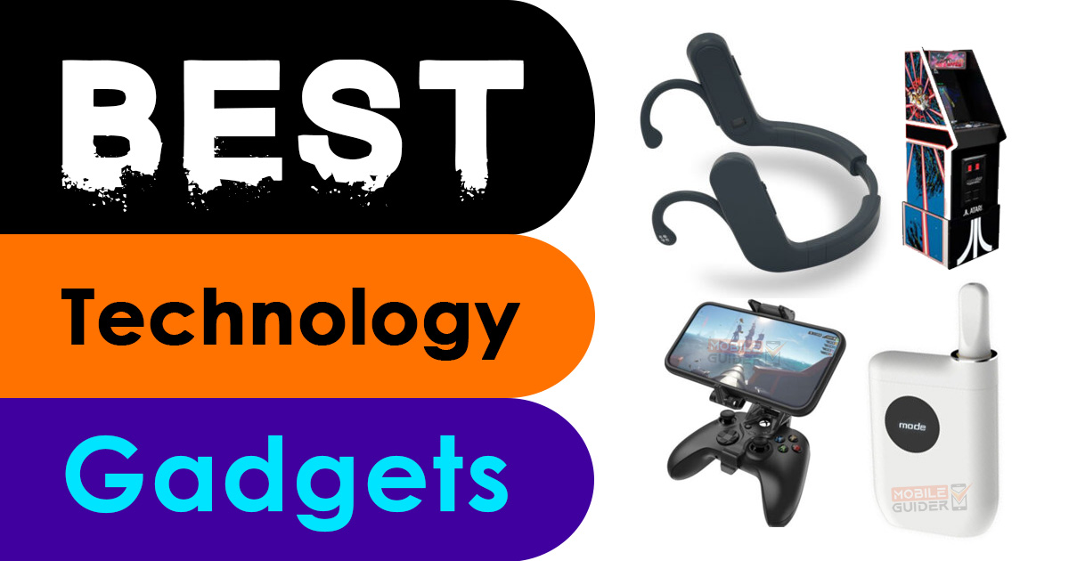 Best Exciting and Cool Technology Gadgets